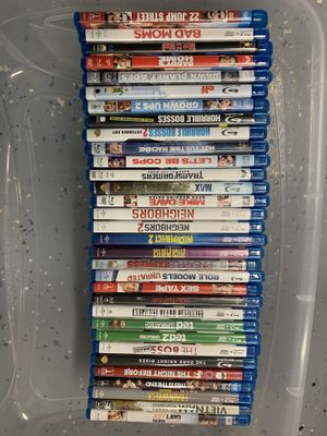 DVD's and Blu-Ray's for Sale in Imperial, PA