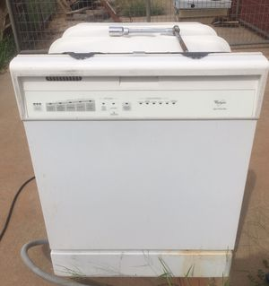 Used Whirlpool Dishwasher for Sale in Tuttle, OK