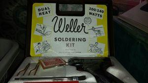 Weller soldering kit for Sale in Cardington, OH