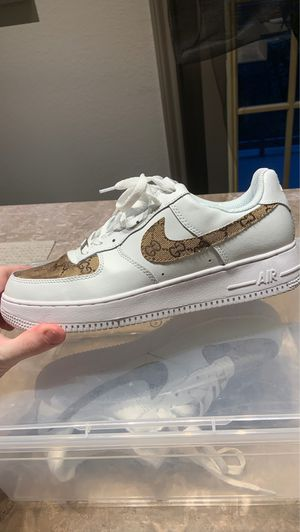 gucci air force's for Sale in Austin, TX