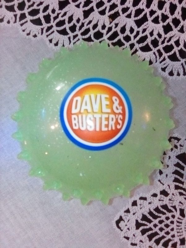 Dave & Buster's™ Bouncy Ball for Sale
