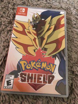 Pokemon Shield Nintendo Switch for Sale in Walnut Creek, CA
