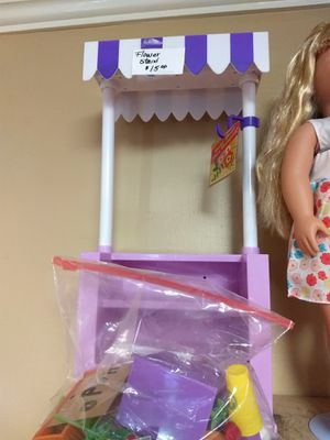 18 inch doll accessiories for Sale in Madison, NC