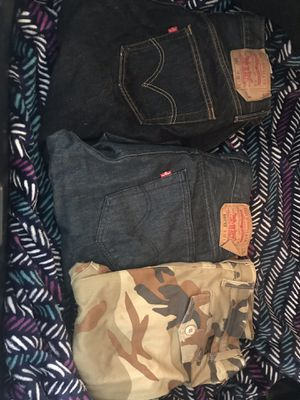 Levi's/H&M for Sale in Richardson, TX
