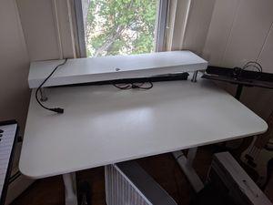 Ikea Bekant white desk for Sale in Cambridge, MA