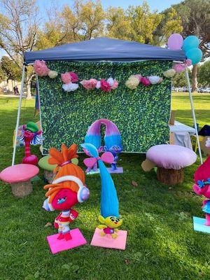 Trolls props mushrooms for Sale in Hazard, CA