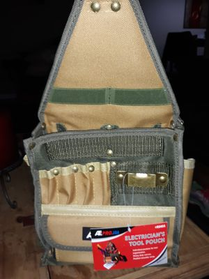 Electricians bag for Sale in Mansfield, AR
