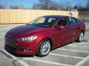 2014 Ford Fusion for Sale in Sharon Hill, PA