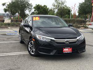 2016 Honda Civic for Sale in Bellflower, CA