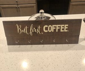 Kitchen Coffee Sign for Sale in Stone Mountain, GA