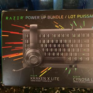 Razer Gaming Headset, Keyboard, Mouse. for Sale in Fresno, CA
