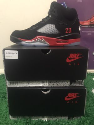 BRAND NEW NIKE AIR JORDAN 5 TOP 3 SIZES 7.5 12 for Sale in Fort Washington, MD