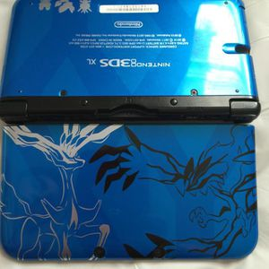 Nintendo 3ds xl limited edition blue pokemon x & y for Sale in Tooele, UT