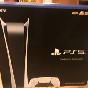 PS5 Digital Console for Sale in Happy Valley, OR
