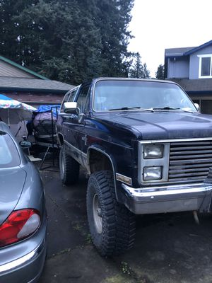 Chevy Blazer Truck for Sale in Portland, OR