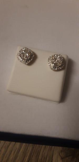 Diamond earings 2.5 ctw for Sale in Phoenix, AZ