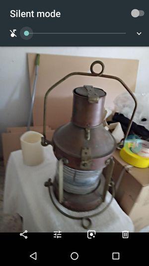 Vintage lantern for Sale in Poway, CA