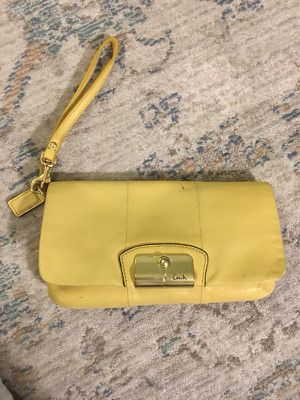 Coach Wristlet for Sale in Alexandria, VA