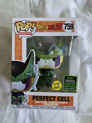 Perfect Cell (Glows In The Dark) 2020 Spring Convention Limited Edition Exclusive for Sale in Paramount, CA