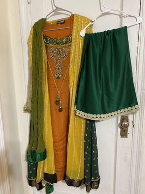 Dress with an trouser for Sale in Queens, NY