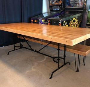 Pre sanded bowling lane for a prospective table maker for Sale in Kenmore, WA