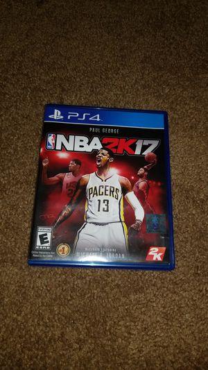 NBA 2k17 for Sale in Philadelphia, PA