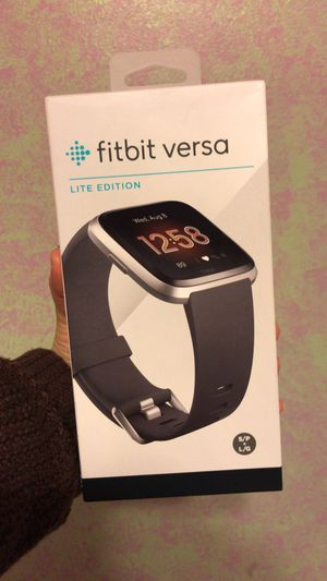 Fitbit Versa Lite Edition for Sale in Long Beach, CA