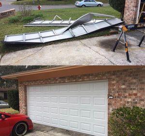Garage door and Garage door openers $1 for Sale in Miami, FL