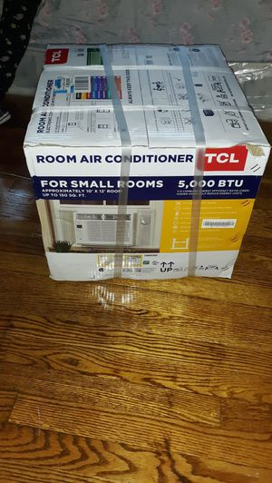 Ac window unit brand new never used for Sale in Upper Marlboro, MD