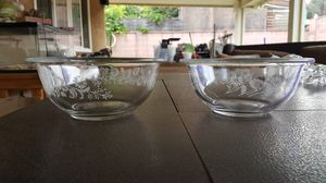 Pyrex mixing bowl set for Sale in Fullerton, CA