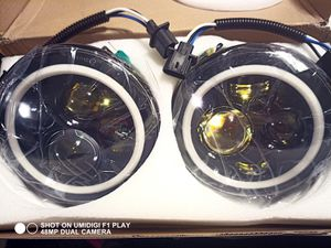 Angel eyes headlights new with all cords for Sale in Henderson, NV