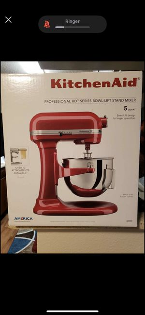 Kitchen Aid Professional Mixer for Sale in Amarillo, TX
