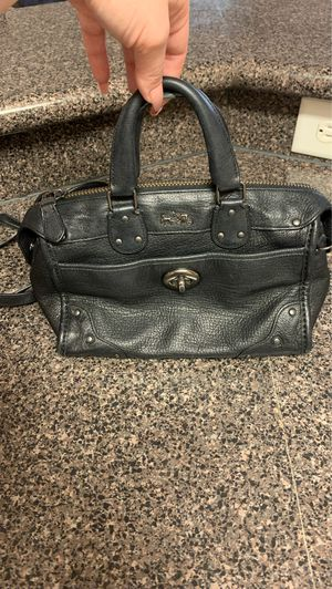 Black coach bag for Sale in Clermont, FL