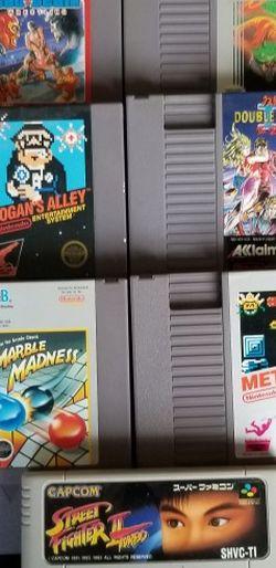 Nintendo Game Cartridges for Sale in Covington,  WA
