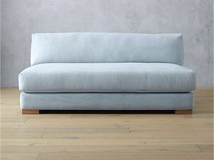 RARE CB2 Limited Edition DENIM Couch / Sofa for Sale in New York, NY
