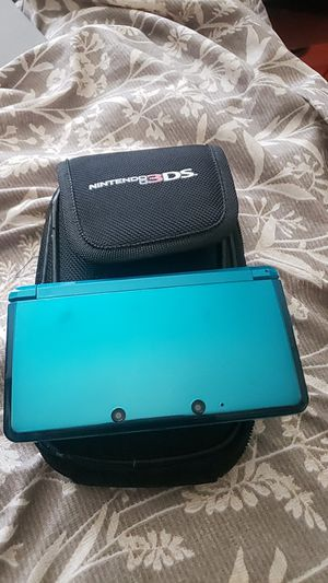 Nintendo 3DS in Blue for Sale in Ceres, CA