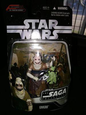 Star Wars Saga Collection EP I Gragra (2006). for Sale in Dallas, TX
