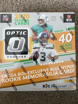 2020 NFL Optic Football Cards for Sale in Atlanta,  GA