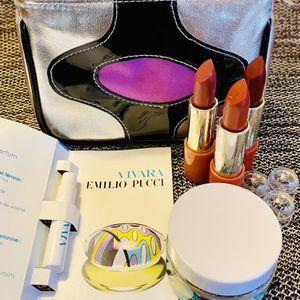Givenchy lipstick set + Vivara By Emilio Pucci for Sale in Falls Church, VA