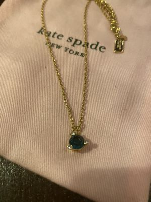 LIKE NEW KATE SPADE NECKLACE for Sale in Fishers, IN