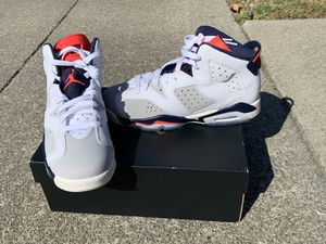 BRAND NEW Air Jordan 6 Retro (GS) YOUTH SIZE 7 for Sale in Foster City, CA