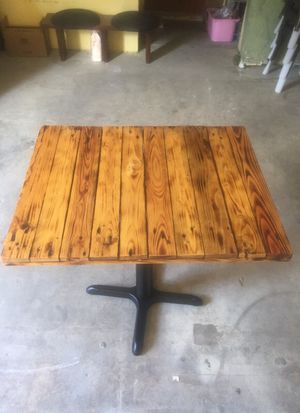 DINING RUSTIC TABLES for Sale in Tampa, FL