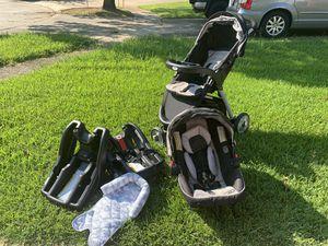 Infant car seat set, stroller, base for Sale in Bossier City, LA