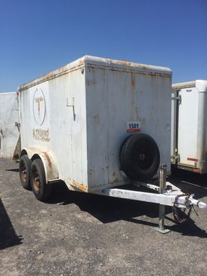 12 foot enclosed trailer for Sale in Fort Worth, TX