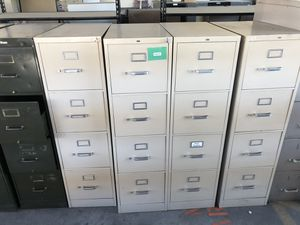 File cabinets for sale for Sale in Los Angeles, CA