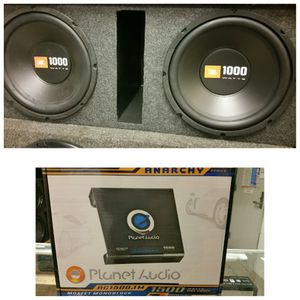 Big boiz audio $385 special system for Sale in Detroit, MI