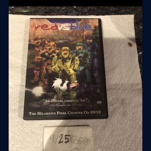 Red Vs Blue Season 5 DVD for Sale in Fort Lauderdale, FL