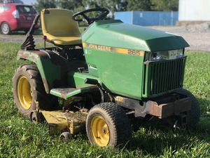 John Deere 265 garden tractor for Sale in McKeesport, PA