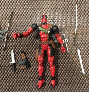 Marvel legends action figure Deadpool toy avengers toybiz for Sale in Los Angeles, CA
