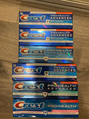 Crest Pro Health Toothpaste for Sale in Las Vegas, NV